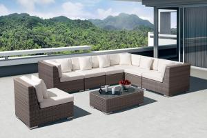Мебель для сада из искуственного ротанга Элитная